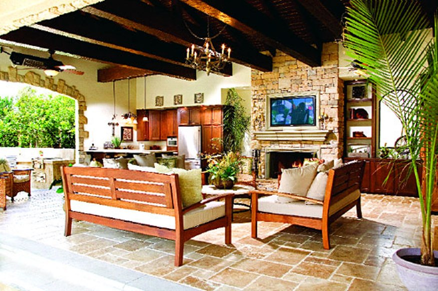 Outdoor Lanai Ideas, Pictures, Remodel and Decor